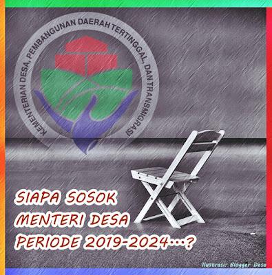 Sosok Menteri Desa Periode 2019-2024