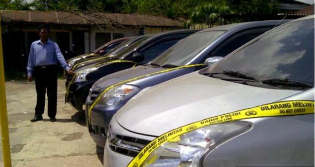 Penipuan Rental Mobil:  Modus Rental, IRT di Gowa Gelapkan 43 Mobil