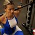 Vídeos do treino de pernas da atleta Wellness Vivi Winkler de outubro/2017
