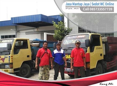 Jasa Sedot Tinja Area Kedung Cowek Surabaya Utara Harga Murah