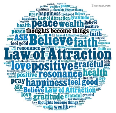 law of attraction in hindi