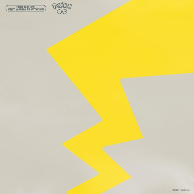 MP3 DOWNLOAD: Post Malone – Only Wanna Be With You (Pokémon 25 Version)