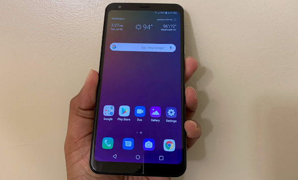LG Stylo 5 - Review