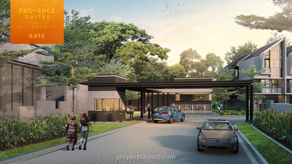 Provence Suites BSD Residential