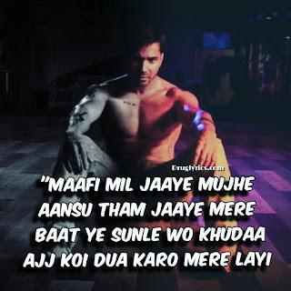 Dua karo Lyrics Arijit Singh