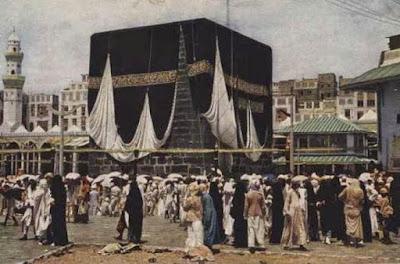 Sejarah Ka'bah Dan Mekkah
