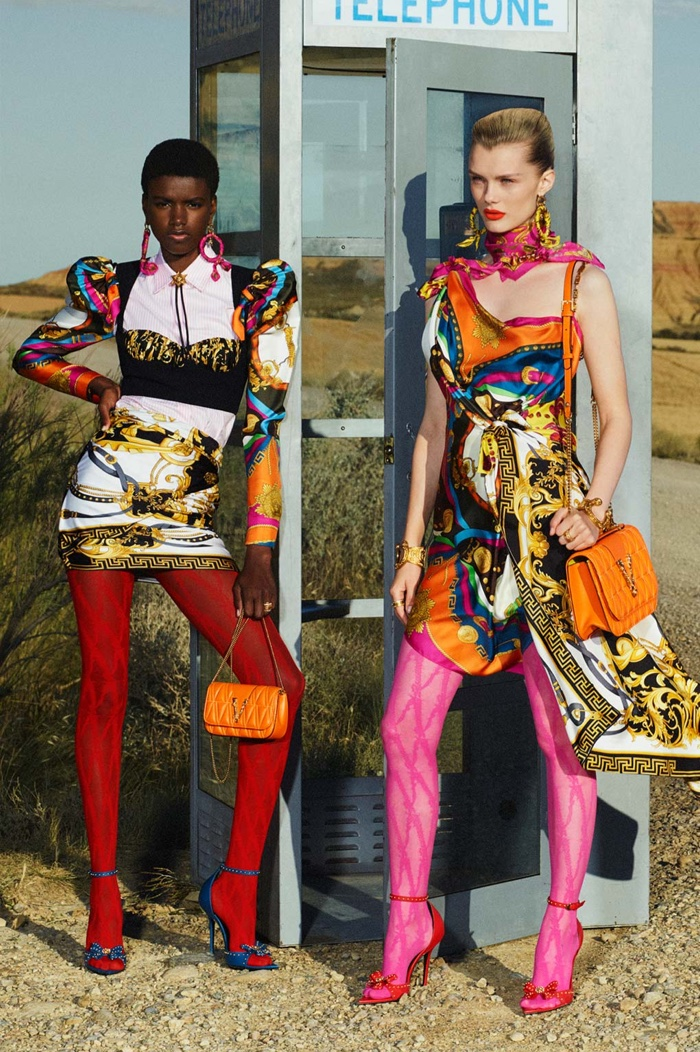 Versace Resort 2020 Collection