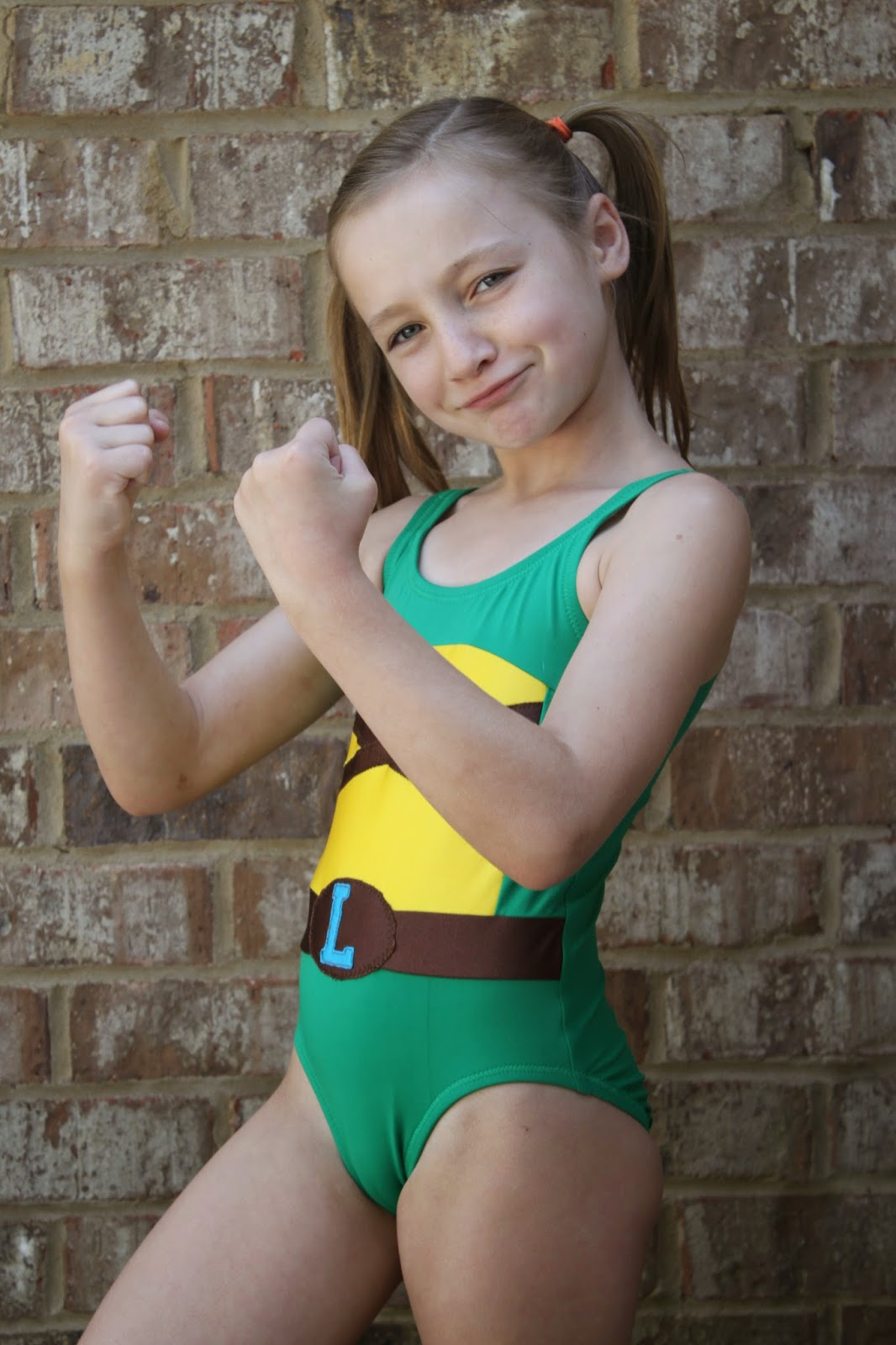 Tumbling Outfits For Girls