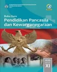Buku PPKN Guru Kelas 11 k13 2017