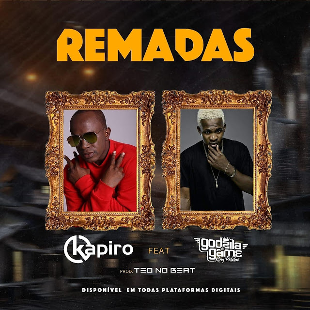 Dj Kapiro ft. Godzila Do Game - Remadas (Afro House) baixar nova musica descarregar agora 2019