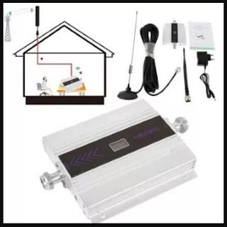 Penguat sinyal HP Jaringan GSM 2G 900 mHz - kanalmu