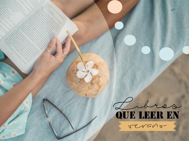 Libros que leer en verano