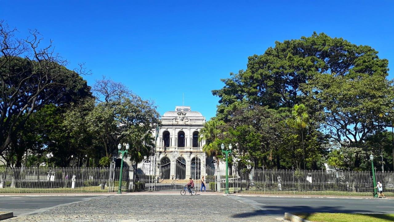 Palácio da Liberdade do Circuito Praça da Liberdade, Belo Horizonte