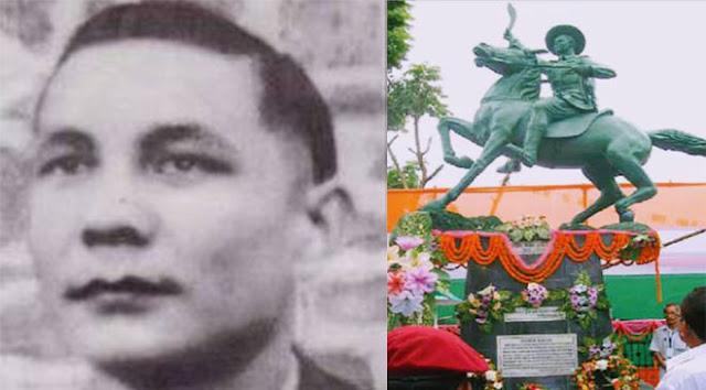 Balidan Diwas (Martyrs Day) in Kohima