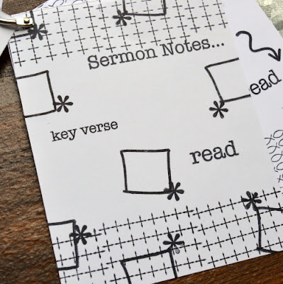 Bible Journaling and Sermon Notes for Kids and Adults