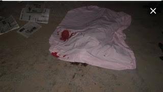 """""""ترزي"""" يقتل زوجته بعد مشادة كلامية بعزبة ابو نصار بمركز ابشواي بالفيوم"""