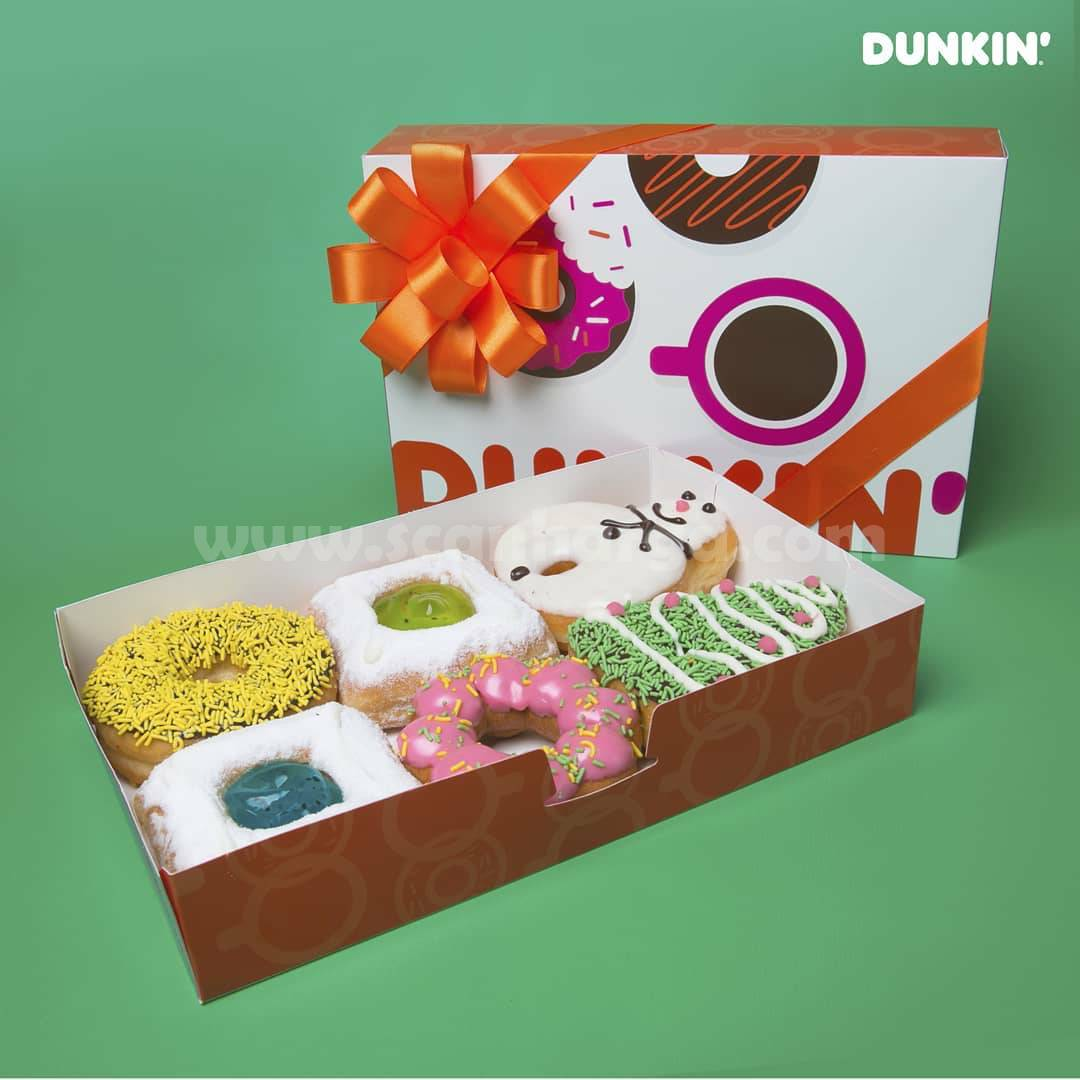 Dunkin Donuts Promo Discount 20% Off For All Products With DD Card