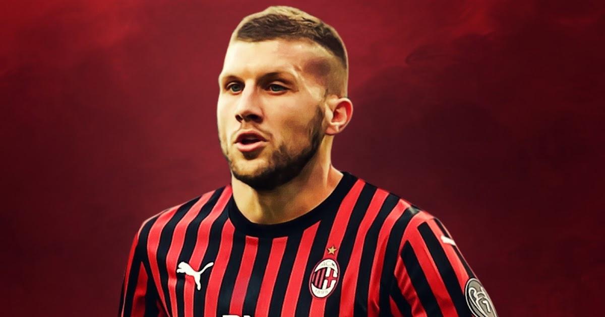 Ante Rebic Tidak Sabar Bela AC Milan