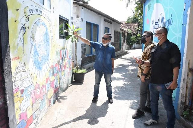 Komisi I : Kampung Cyber D.I.Yogyakarta Dapat Diadopsi dan Diterapkan di Jabar