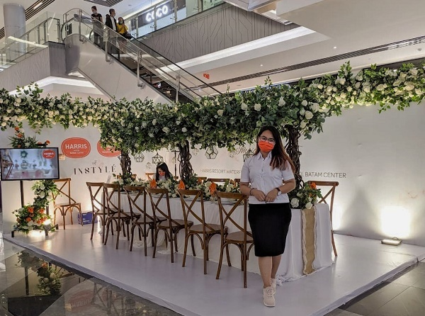 Wedding Expo Hadirkan Konsep Indoor dan Outdoor di Grand Mall Batam