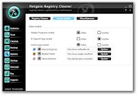 تحميل برنامج تسريع و تنظيف الجهاز NETGATE Registry Cleaner