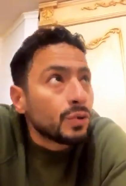 حمادة هلال لجمهوره: أنا مش خايف.. انا مرعوب