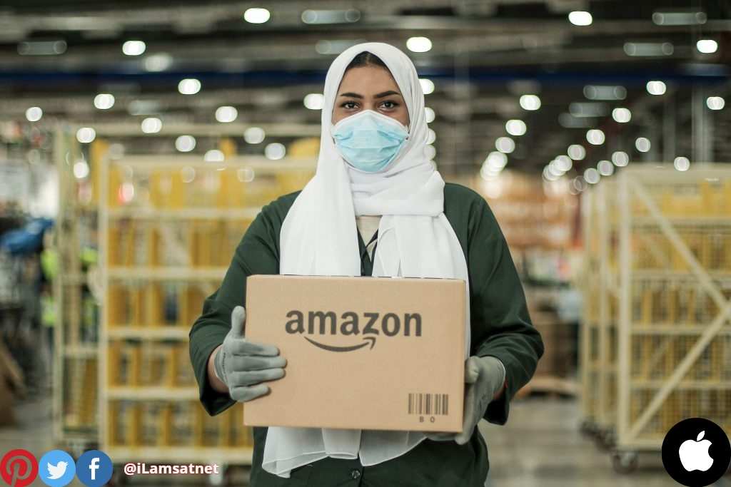 أمازون السعودية Amazon.sa رسميًا بعد طول انتظار