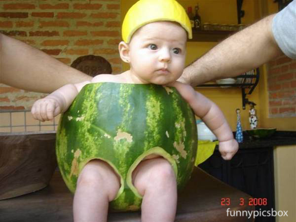 Funny Image: Malayalam Baby Funny Pics
