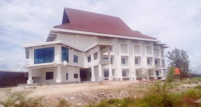Proyek Gedung DPRD Lampung Senilai Rp 13,2 M Terindikasi Bermasalah