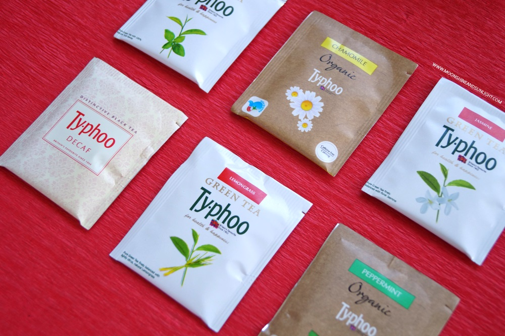 Detox With Typhoo Teas