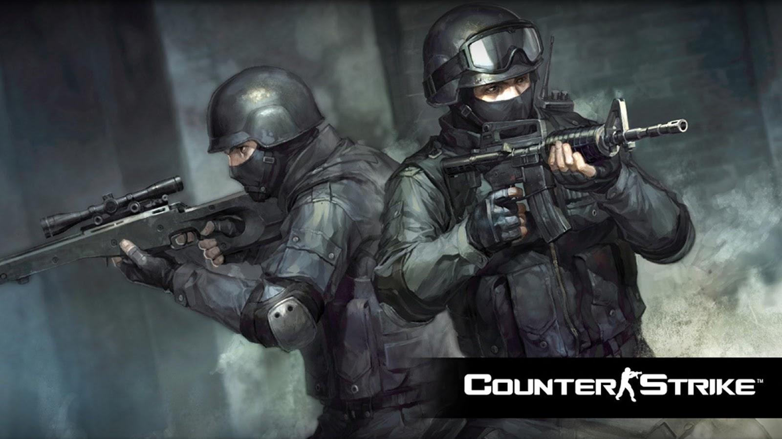 تحميل لعبة كونتر سترايك Counter Strike 1.6 بحجم خفيف جداً