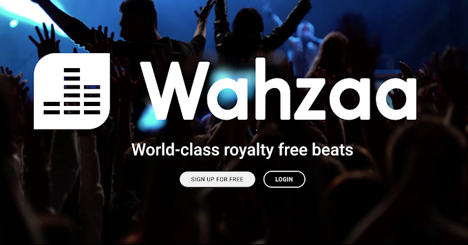 New Beat Sharing Startup, Wahzaa Launches New Subscription based Site for Royalty-Free Beats