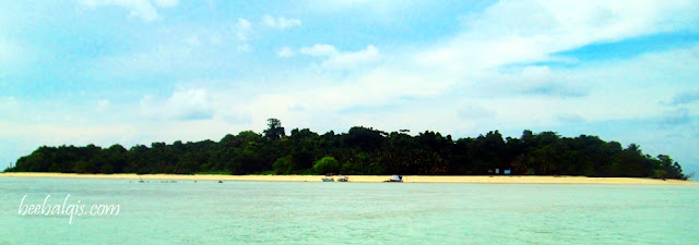 Travelling to Sangalaki Island, Derawan, East Kalimantan, Indonesia