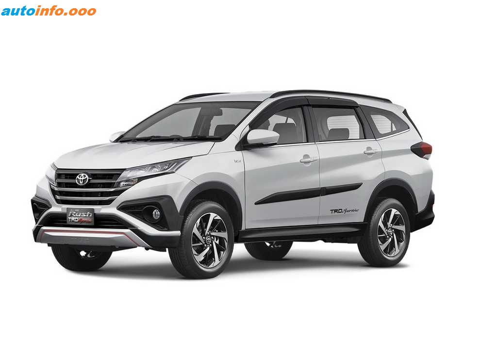 Toyota Launch The New 2018 Toyota Rush Soon New Car And Bike Review