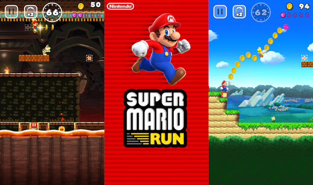 Super Mario Run App For Android Devices