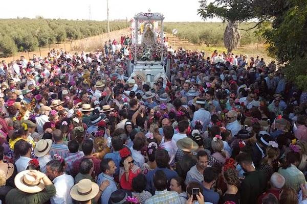 Se suspende la romería de Cuatrovitas de Bollulos de la Mitación por la crisis sanitaria del COVID-19