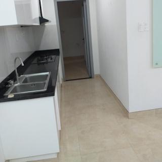 nhà bếp căn hộ 2 phòng ngủ chung cư luxcity quận 7