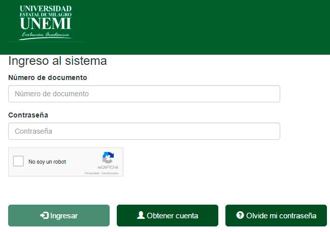 Consultar Asignación Cupo UNEMI  Resultados universidad estatal de Milagro