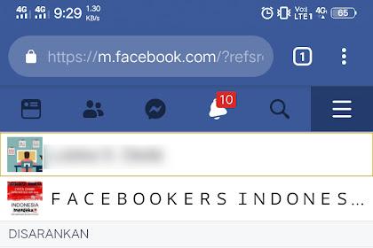 Cara Membuat Halaman / Fans Page Facebook Dari HP Terbaru