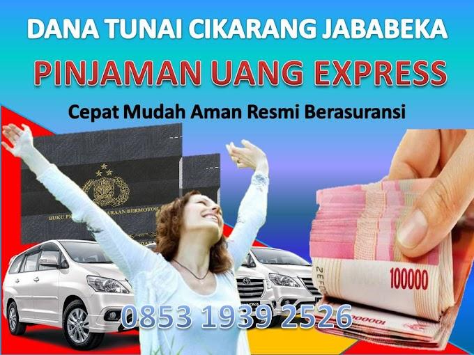 Dana Tunai Cikarang Jababeka: Produk Kredit Multiguna Gadai BPKB Mobil Cepat Cair