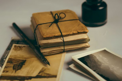 Letters Photo by Joanna Kosinska on Unsplash