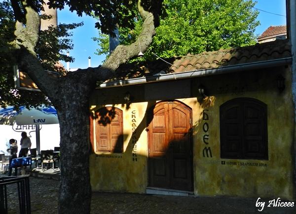 Skadarlija-Belgrad-casa
