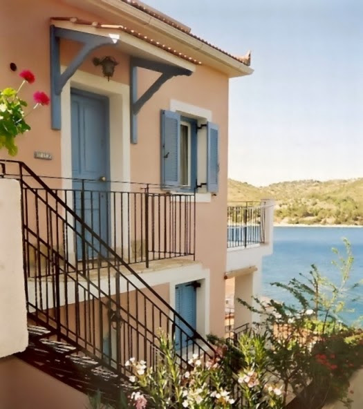 Dioskouri II - Ithaki Suites, Studios and Rooms         -          Dioskouri