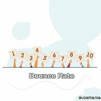 Mengenal bounce rate pada blogger adalah