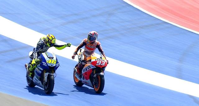Virus Corona: MotoGP Amerika belum Pasti, Bisa jadi Rossi tidak Boleh Masuk AS