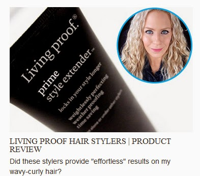 Living Proof Hair Stylers Review Diane Mary S Take On Beauty
