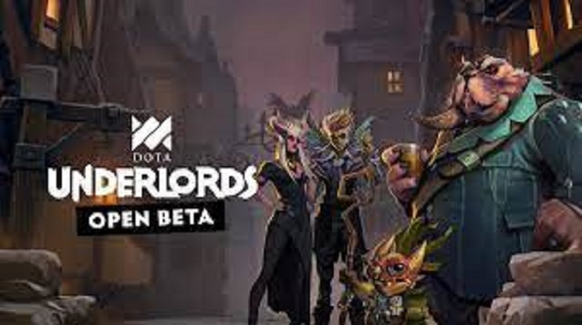 Game Uang Android - Dota Underlords