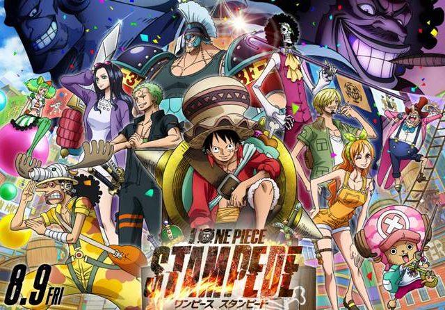 One Piece Movie 14: Stampede BD Subtitle Indonesia