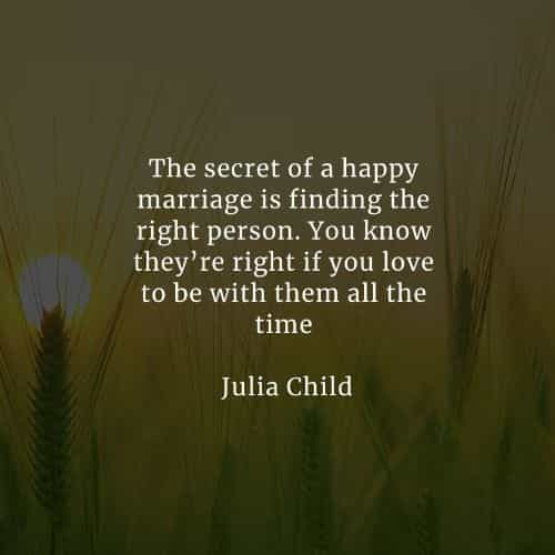 Wedding quotes that'll help show your innermost feelings