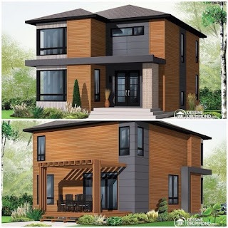 50+ Amazing Minimalist Exterior House Design On A Budget